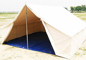 Tents tarpaulins tents cotton canvas tents vehicle for Canvas tent fly